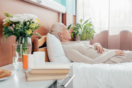 Musings on a Nursing Home Visit